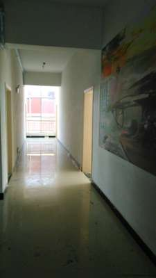 开锁技术学校走廊